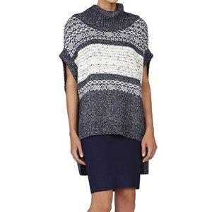 NWT BCBGMAXAZRIA  Elinor Oversized Boxy Sweater